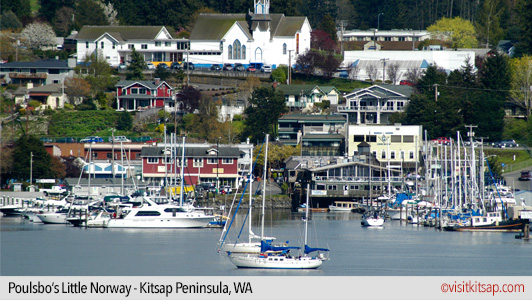 Poulsbo's Little Norway