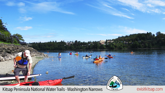 Kitsap Peninsula National Water Trails, Washington Narrows