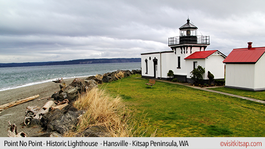 Point No Point Historic Lighthouse, Hansville