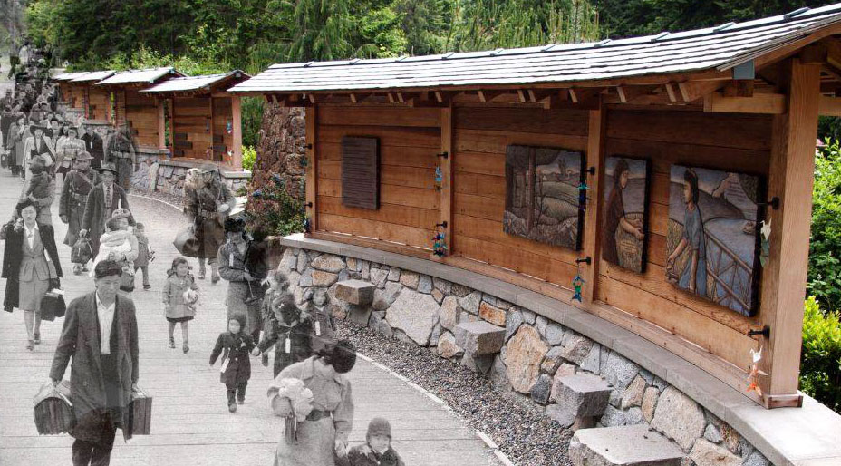 Bainbridge Island Japanese American Memorial