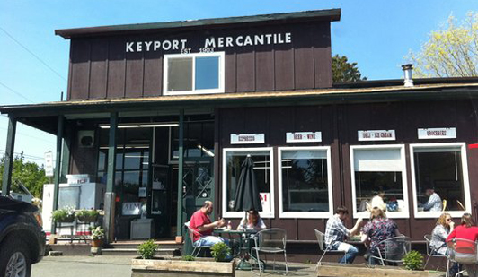 Keyport Mercantile and Sandwich