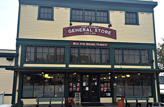 Port Gamble General Store & Cafe