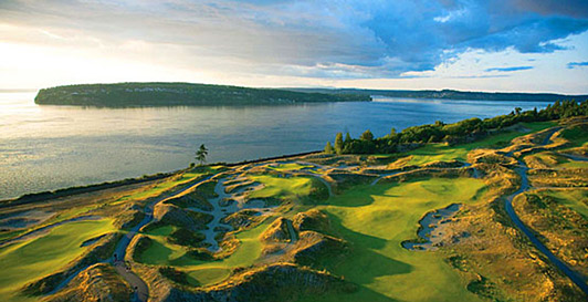 Chambers Bay - Home of the 2015 US Open