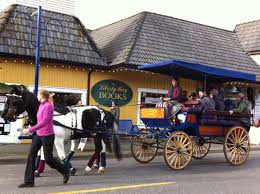 Poulsbo Horse Drawn Carriage Rides