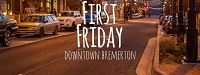 Bremerton First Friday Art Walk