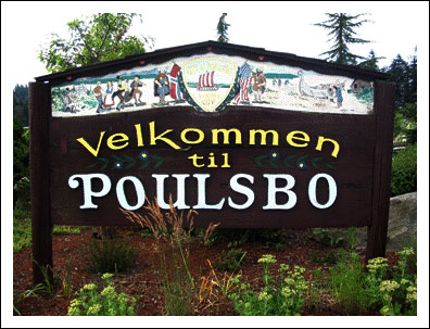 Welcome to Poulsbo