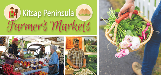 Kitsap Peninsula Farmer's Markets