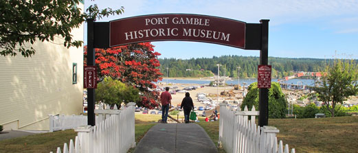 Port Gamble Washington Map.Port Gamble On The Kitsap Peninsula