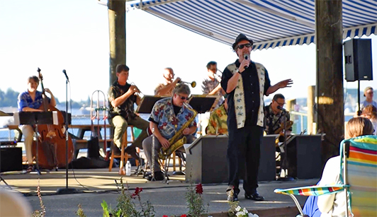 Outdoor Summer Concerts on the Kitsap Peninsula