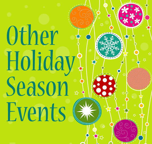 More reasons to enjoy the holidays on the Kitsap Peninsula!