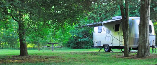 Parks with Lodging & Camping