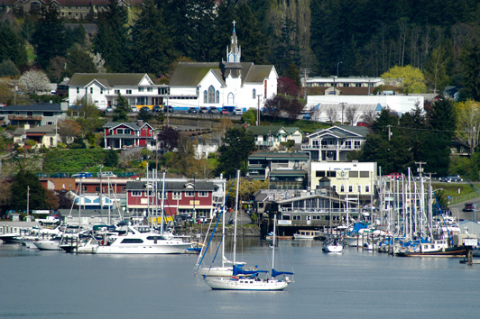 Port of Poulsbo Marina & Public Docks