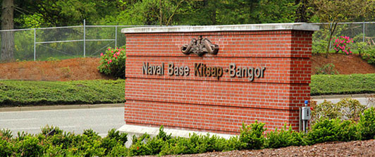 Welcome to Naval Base Kitsap Bangor
