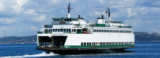 Bainbridge Island Ferry Terminal