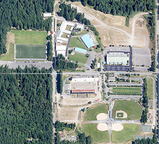 Kitsap County Facilities & Ballfields