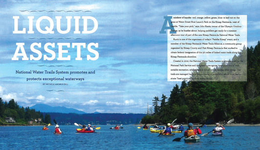 Alaska-Horizon Air Inflight Magazine